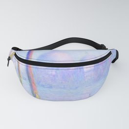 "Claude Monet ""Grand Canal Venice"" Fanny Pack"