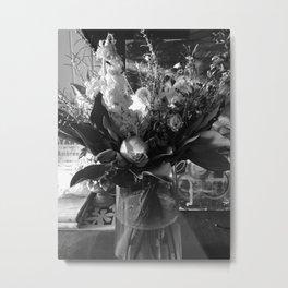 Captured Timeless Beauty Metal Print