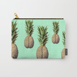 Pinebrain (pineapple) Carry-All Pouch