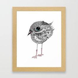 bird one Framed Art Print