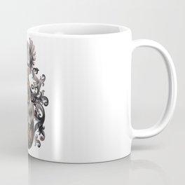 Medieval Old Crest Coffee Mug