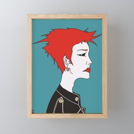 Forever young Framed Mini Art Print