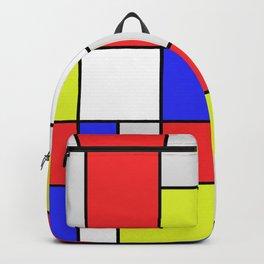 Mondrian #25 Backpack