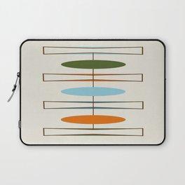 Mid-Century Modern Art 1.2 Laptop Sleeve