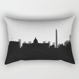City Skylines: Washington, D.C. Rectangular Pillow