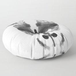 Form Ink Blot No. 6 Floor Pillow