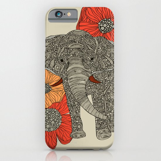 The Elephant iPhone & iPod Case