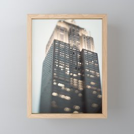 Art Deco Framed Mini Art Print