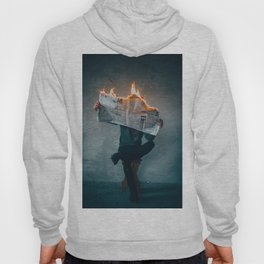The World on Fire (Color) Hoody