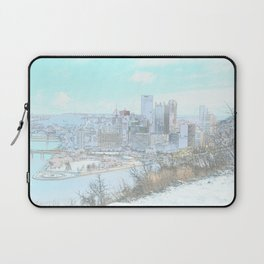 Downtown Pittsburgh 1 Laptop Sleeve