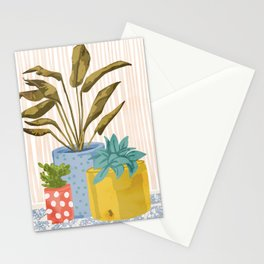 Little Garden || Stationery Cards