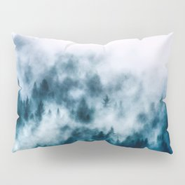 Out Of The Darkness - Nature Photography Pillow Sham