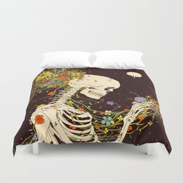 I Thought of the Life that Could Have Been Duvet Cover