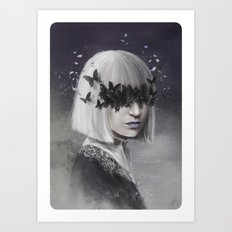 100 Forms of Fear / Sia Art Print