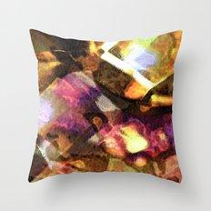 Amethist Throw Pillow