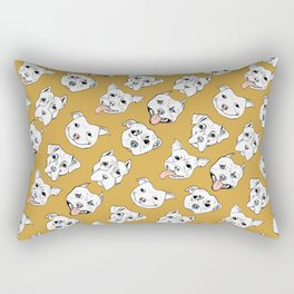 Pittie Pittie Please! 2 Rectangular Pillow