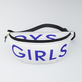 Boys & Girls Fanny Pack
