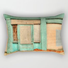 Take A Walk Rectangular Pillow