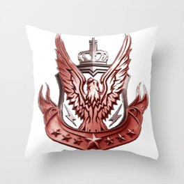 Coalition 4 life Throw Pillow