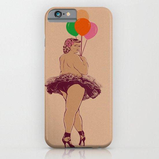 sexy balloon iPhone & iPod Case