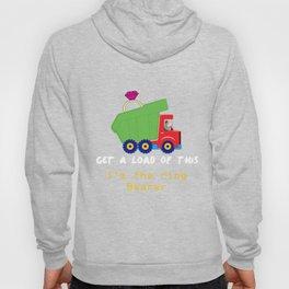 Boys Ring Bearer Dump Truck Wedding Party product Hoody