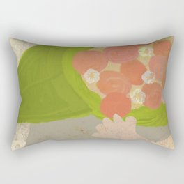 Flowers for Mama Rectangular Pillow