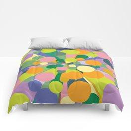 Geometric No. 21 - Causeway 2 Comforters