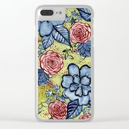 OLIVE GARDEN Clear iPhone Case