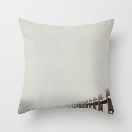 Far to go Throw Pillow