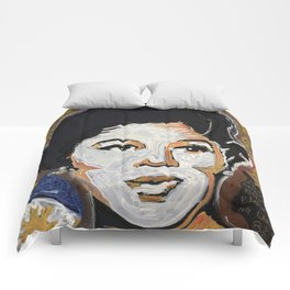 Our Lady of Size 8 1/2 Comforters