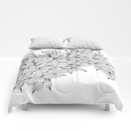 The magic of doodleing Comforters