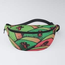cemetery Fanny Pack