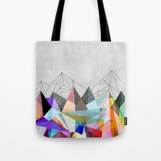Colorflash 3 Tote Bag