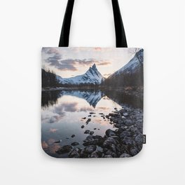 Northern Spring - Landscape and Nature Photography Tote Bag