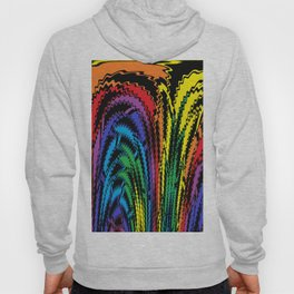 Tossing the Rainbow Hoody