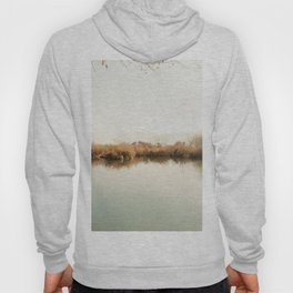 Autumn Lake Scene Hoody