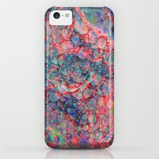 Opalescent Marble iPhone 5c Slim Case