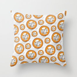 Little Buddy Throw Pillow