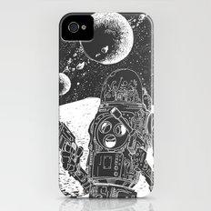 Duke of the Moon Slim Case iPhone (4, 4s)