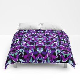 Mosaic Yogis Comforters