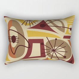 Timanfaya Rectangular Pillow