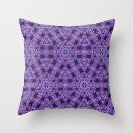 Trangulation Throw Pillow