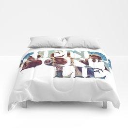 Friends don't Lie Comforters