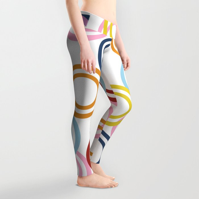 Hoopla Leggings