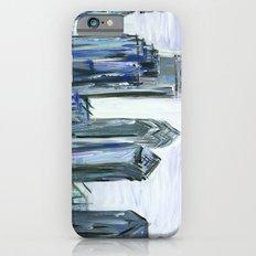 Gray Philadelphia Skyline Slim Case iPhone 6s