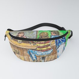 A Night At Point Ybel Fanny Pack