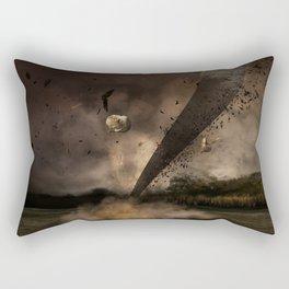 The twister Rectangular Pillow