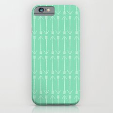 MINT ARROWS iPhone 6 Slim Case