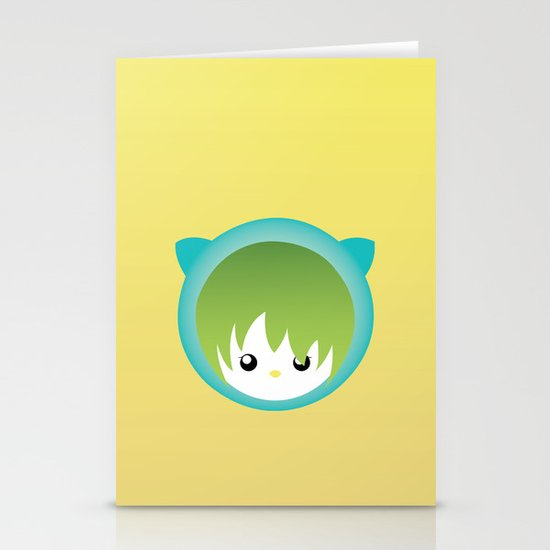miew Stationery Cards