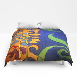 OCEAN Wave SHOWER CURTAIN #A Comforters